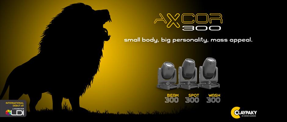 AXCOR 300