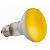 CONC R80 YELLOW 60W 230V E27