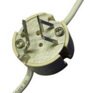 SOCLU GY 9,5 ROTUND - OSRAM  1000 - 6000V 10A , COD 999