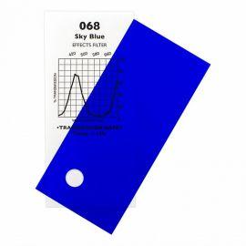 068 Sky Blue - 0,55m x 1,22m