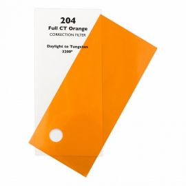 S 204 Full CT Orange Sheet 1,22m x 1,00m