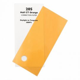 205 Half CT Orange -  7,62m x 1,22m