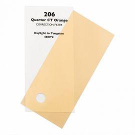 S 206 Quarter CT Orange Sheet 1,22m x 1,00m
