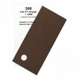 208 Full CT Orange+.6ND -  7,62m x 1,22m