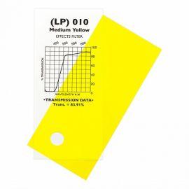 LP 010 Medium Yellow -  7,62m x 0,61m