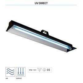 Lampa cu ultraviolete UVC 1 x 30W - DIRECT I - cu reflector