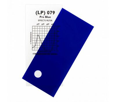079 Just Blue  - 0,55m x 1,22m