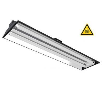 Lampa cu ultraviolete UVC 2 x 36W - DIRECT II